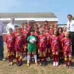 Brixham Bodyworks Sponsors New Football Kit