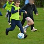Plymouth Argyle Football Training.